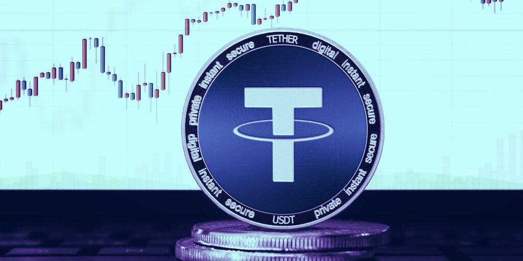 Tether Now Has a $30 Billion Market Cap