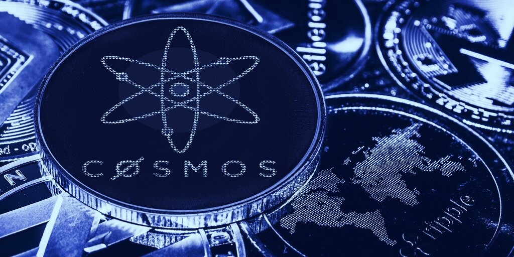 Cosmos (ATOM) adds 10% as it smashes its all-time high