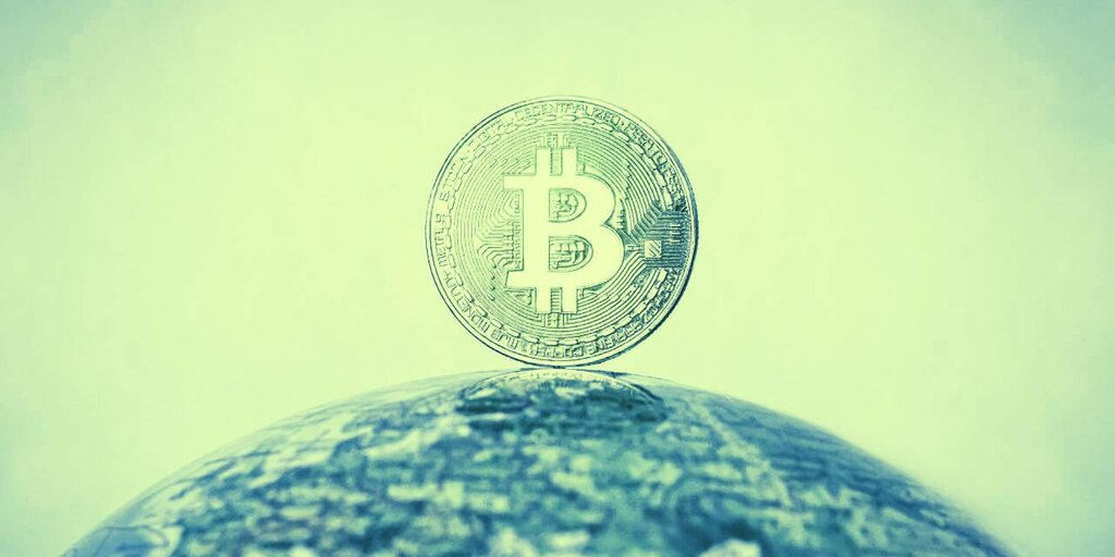 Bitcoin Is Now The 5th Largest World Currency - Decrypt