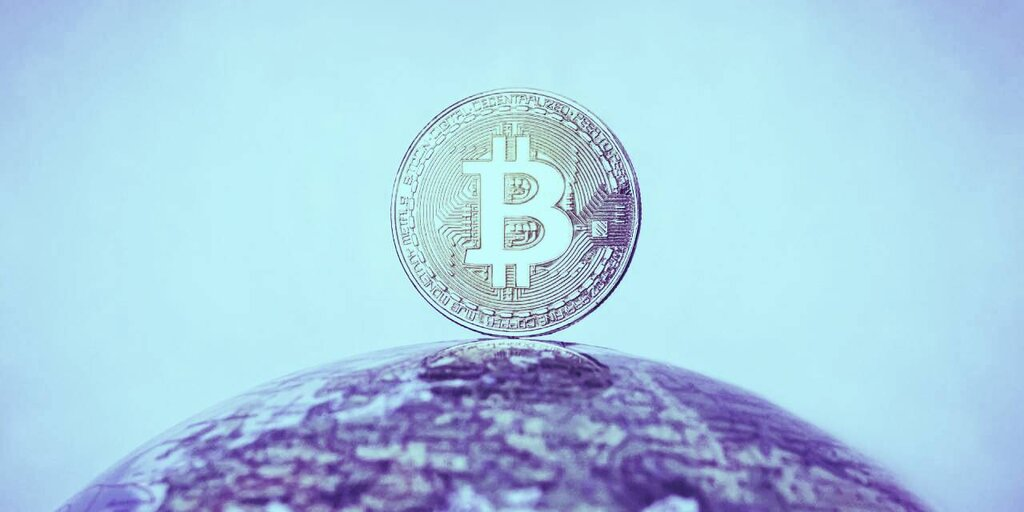 Bitcoin is now the 6th largest world currency