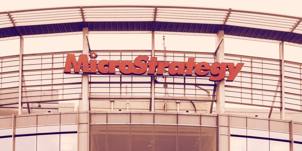 Billion-dollar software firm MicroStrategy eyes big Bitcoin buy