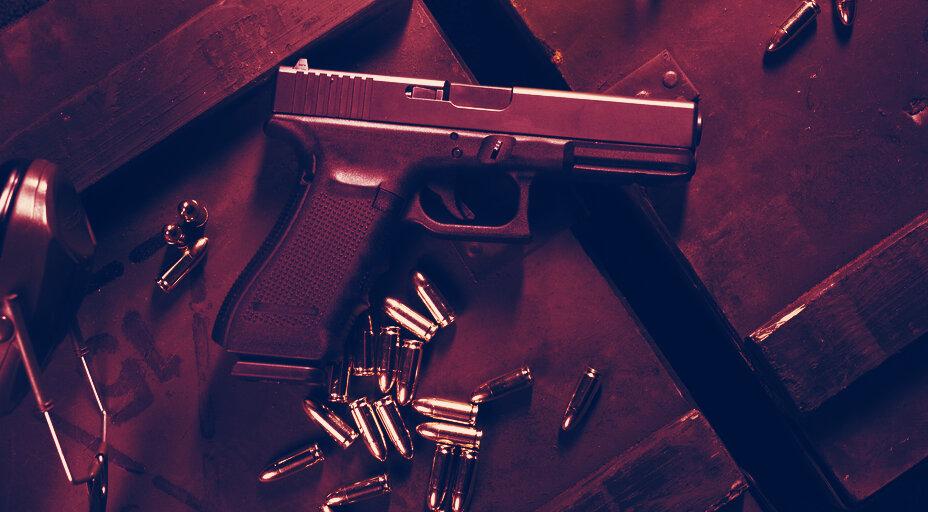 US Police Seize Guns, Ammo From Dark Web Meth Buyer