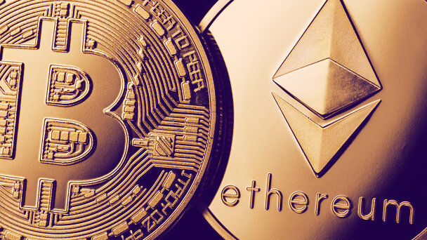 Bitcoin is Settling More Value Than Ethereum Again