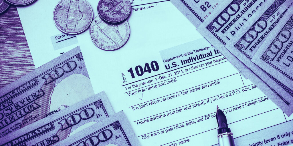 How to File Your DeFi Taxes in the US - Decrypt