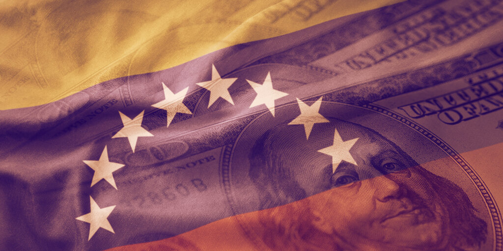 The real reason Venezuela is now 'accepting' crypto for taxes