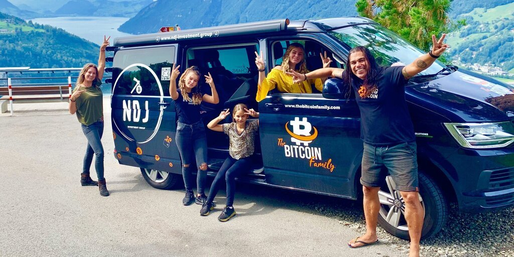 The Bitcoin Family: Still on the Road—After Three Years!