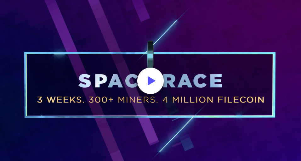 Space Race Episode 2: Miners tested with rapid network upgrades