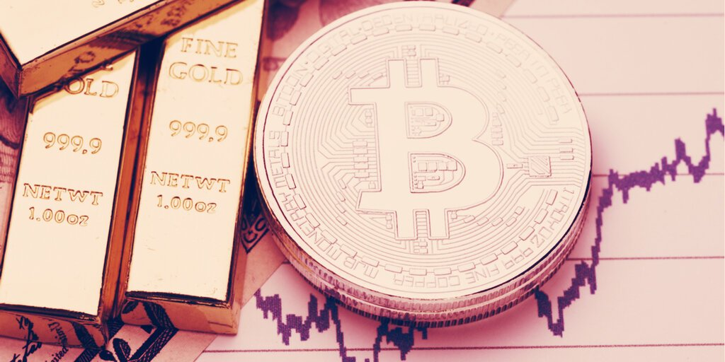 Bitcoin, Gold and the S&P 500 Are Increasingly Correlated