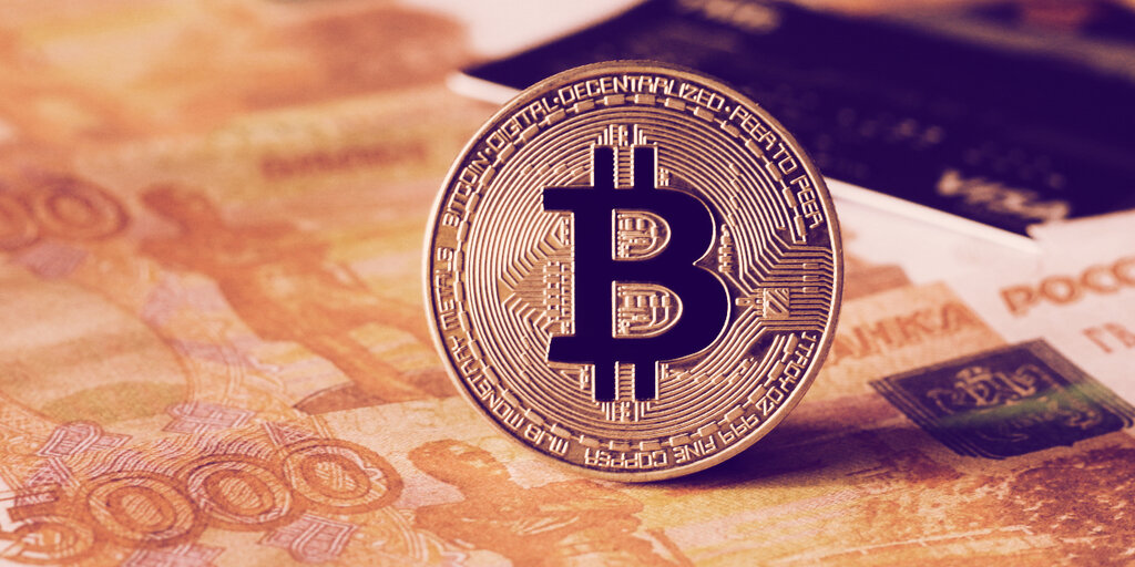 Russia Aims to Ban Bitcoin Miners From Earning Bitcoin