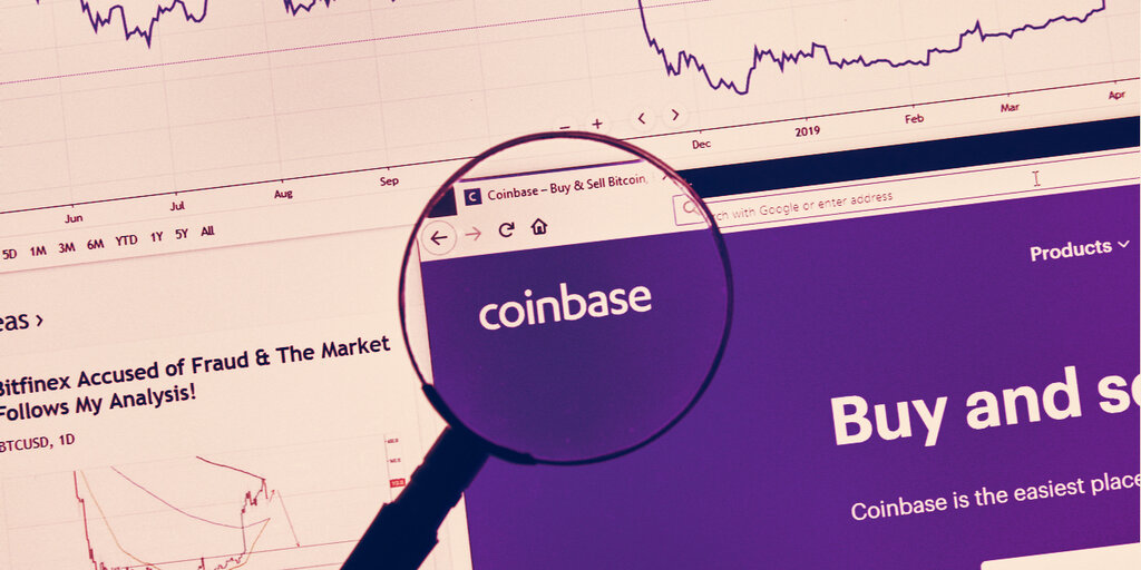Image of article 'DeFi's yearn.finance Is Coming to Coinbase Pro'