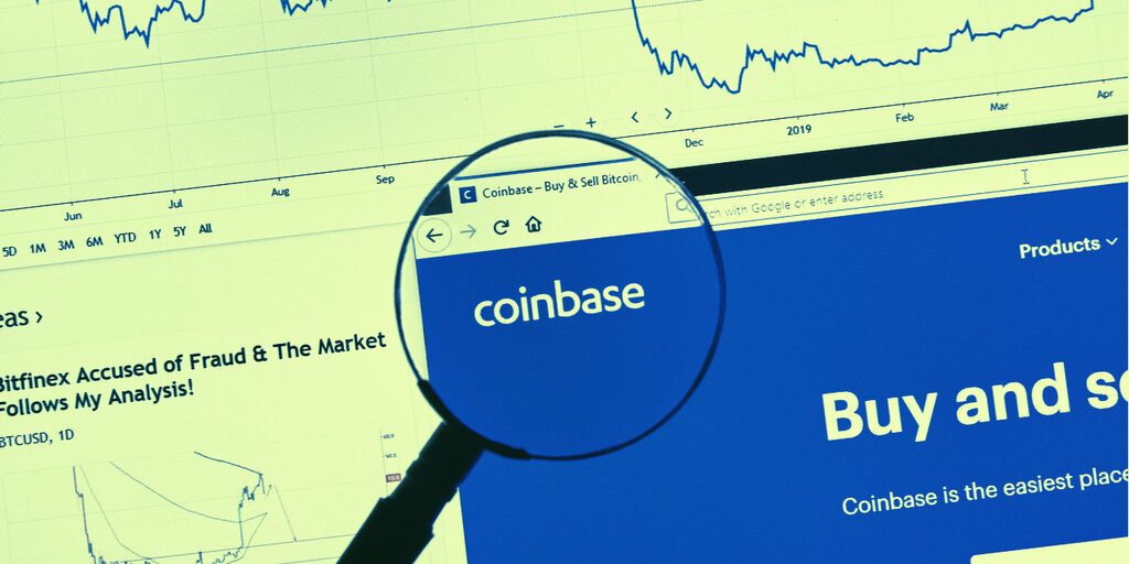 Electronic Frontier Foundation Calls out Coinbase on Privacy
