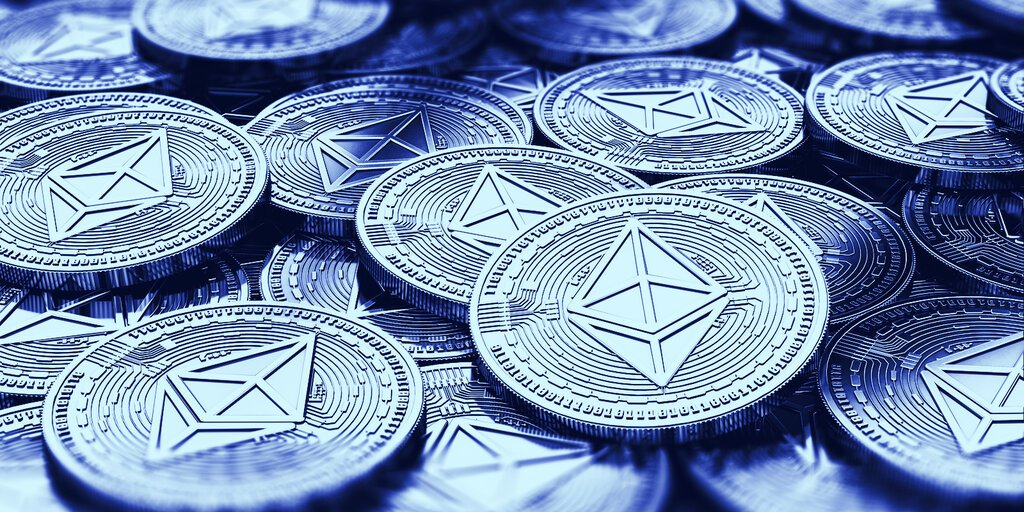 Ethereum Flowing Out of Exchanges and Into Smart Contracts