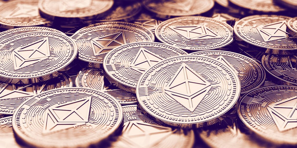 Monthly Ethereum Transaction Volumes Hit $24 Billion Despite Huge Fees