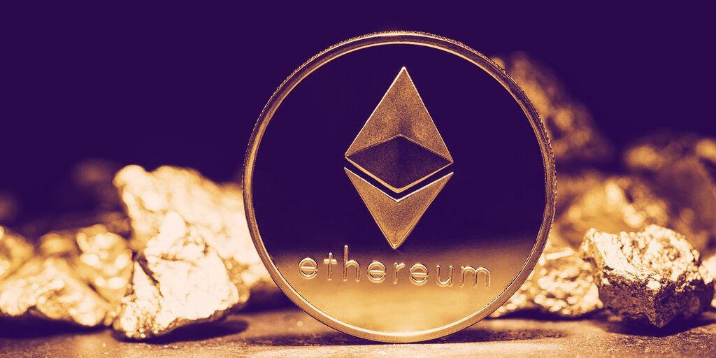 Ethereum Miners Earn Nearly $1 Million From Fees—in One Hour