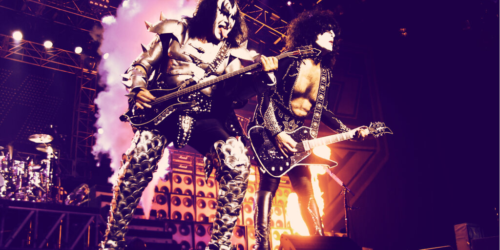 Gene Simmons Endorses Cardano Because It's 'Cheaper Than Bitcoin'