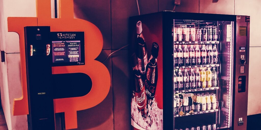 There Are Now 10,000 Bitcoin ATMs Globally