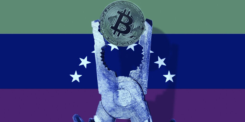 Venezuelan Authorities to Govern All Bitcoin Mining, by Decree