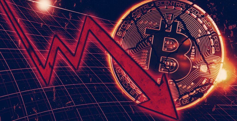 Cryptocurrency Markets Crash as Coinbase, Binance Suffer Issues