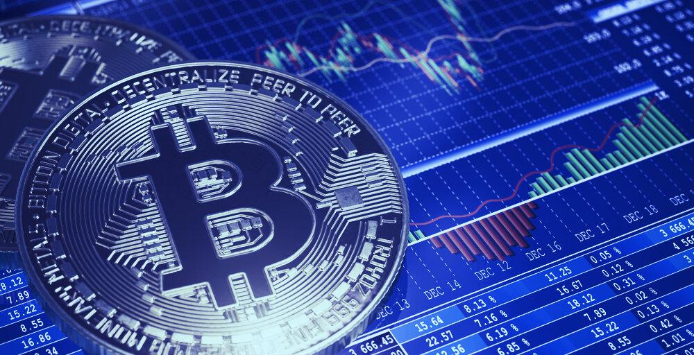 Crypto Buoyed by Bitcoin As Stocks Feel the FUD