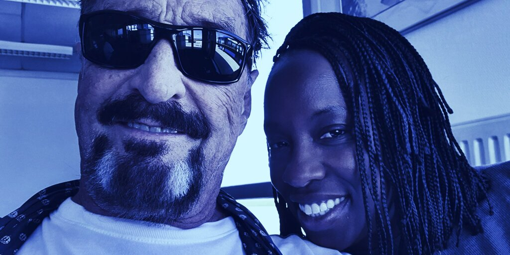 Tech Millionaire John McAfee Is Having a Great Time in Prison