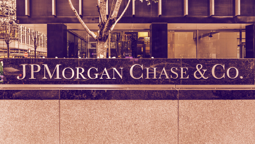 """""""Large Tech Client"""" Uses JP Morgan's JPM Coin For The First Time"""