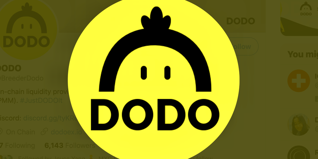 Chinese DeFi project DODO raises $5 million from top VCs