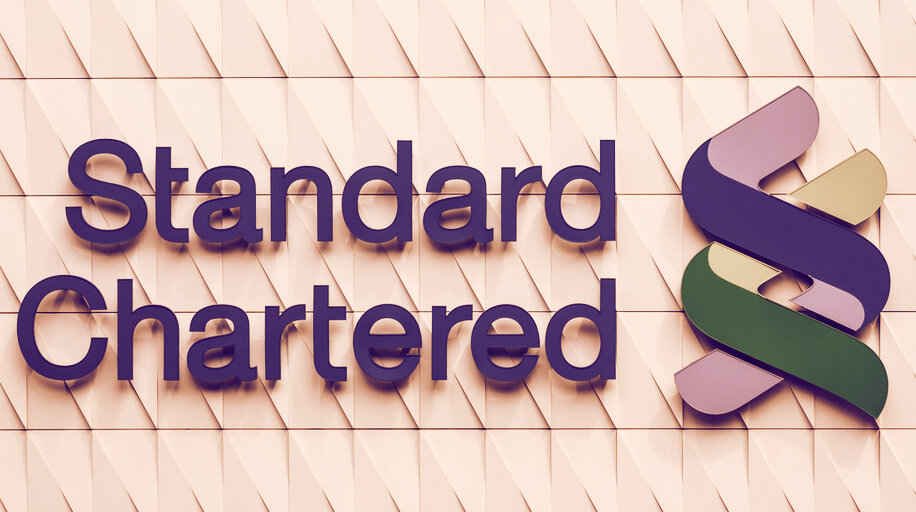 Standard Chartered Wants to Hold More Crypto for Institutions