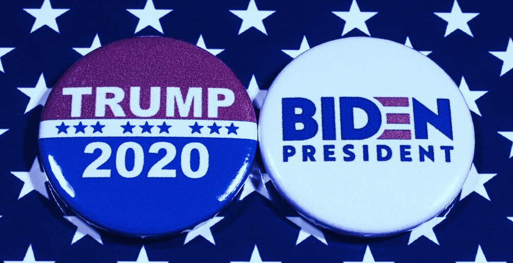 Before the Last Presidential Election, Bitcoin's Price Was Just $700