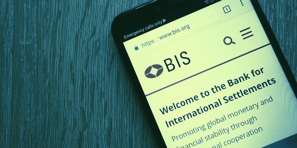 Bitcoin May 'Break Down': Bank for International Settlements
