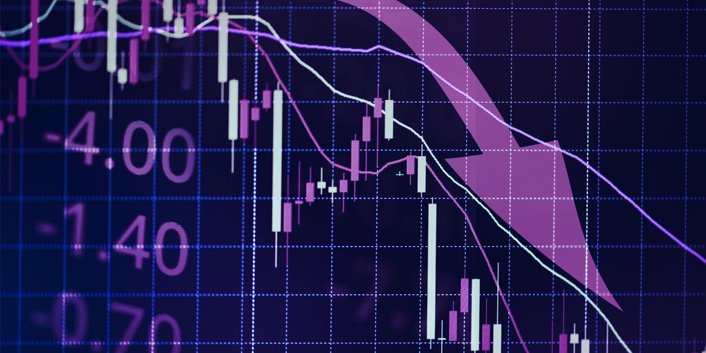 Binance's DeFi Index Loses Over 50% in a Month