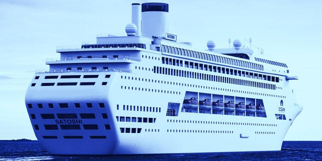 Bitcoin-Themed Cruise Ship to Settle Down in Panama Gulf