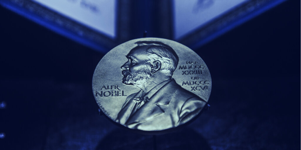 An Advisor to a Cryptocurrency Project Just Won a Nobel Prize
