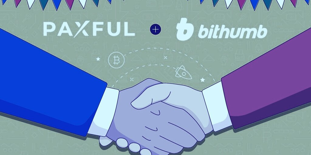 Paxful Brings its Fiat-Crypto Channel to Bithumb