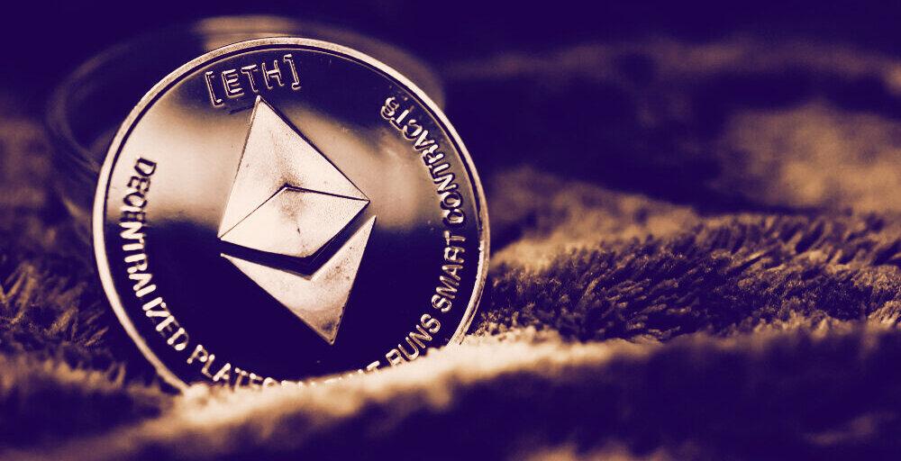 Ethereum Transaction Fees Drop 85% in Under Three Weeks