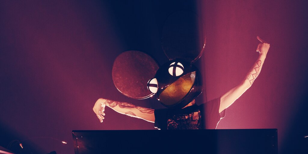 Deadmau5 Livestream Kicks Off Audius Launch Event