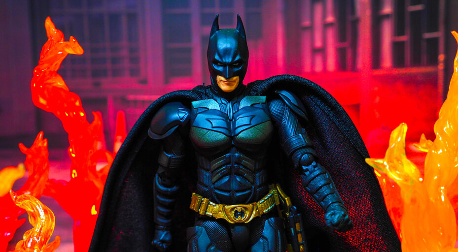 DC Comics Artist to Release Batman NFT in Art Collab