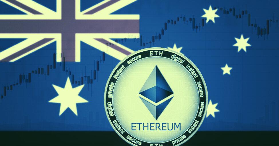 Australia Taps Ethereum for Digital Dollar (AUD) Project