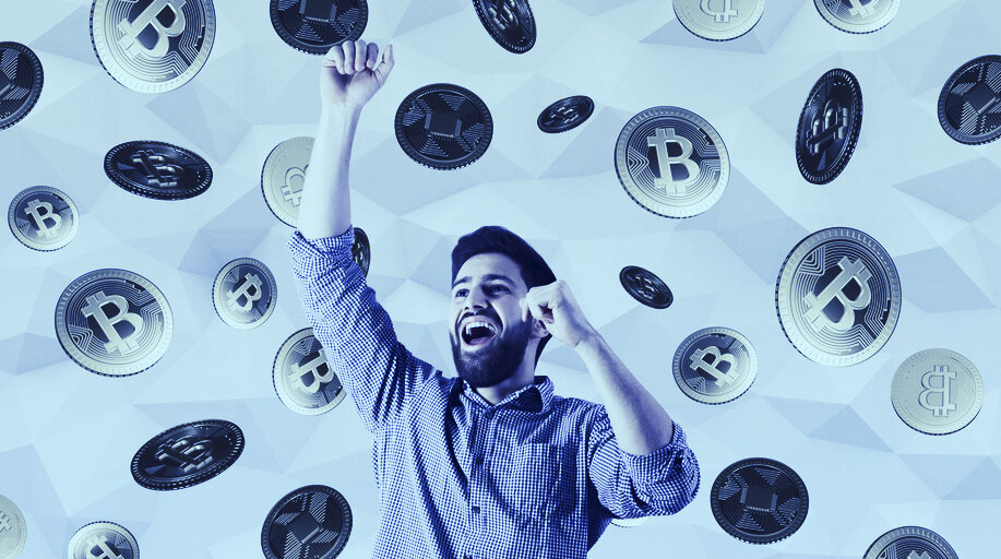 Bitcoin Bull Mike Novogratz Wins 0.5 BTC Betting on the Election