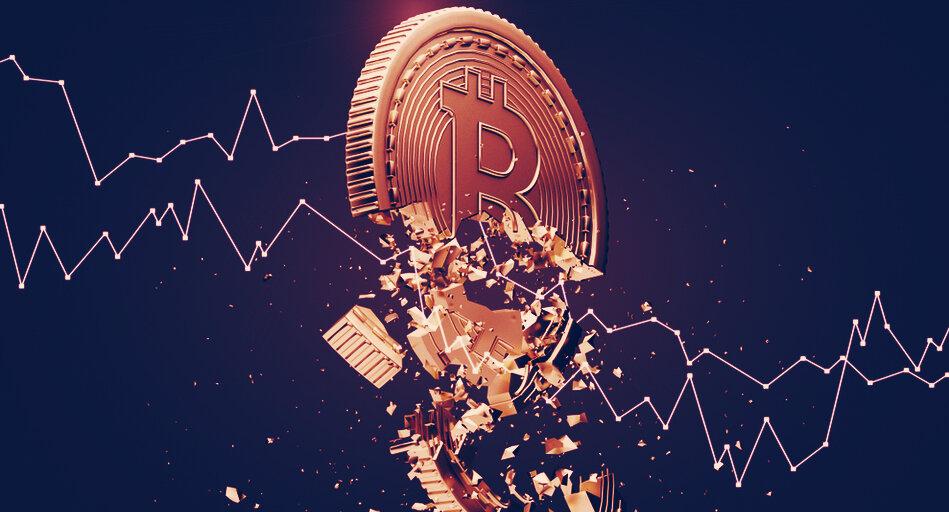 Bitcoin Transaction Fees Soar to $47 As Market Crashes