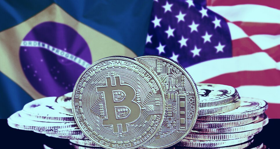 US and Brazil Authorities Seize $24 Million in Cryptocurrency