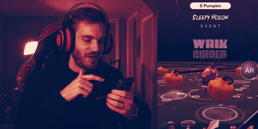 PewDiePie Pushes Video Game That Gives Out Crypto