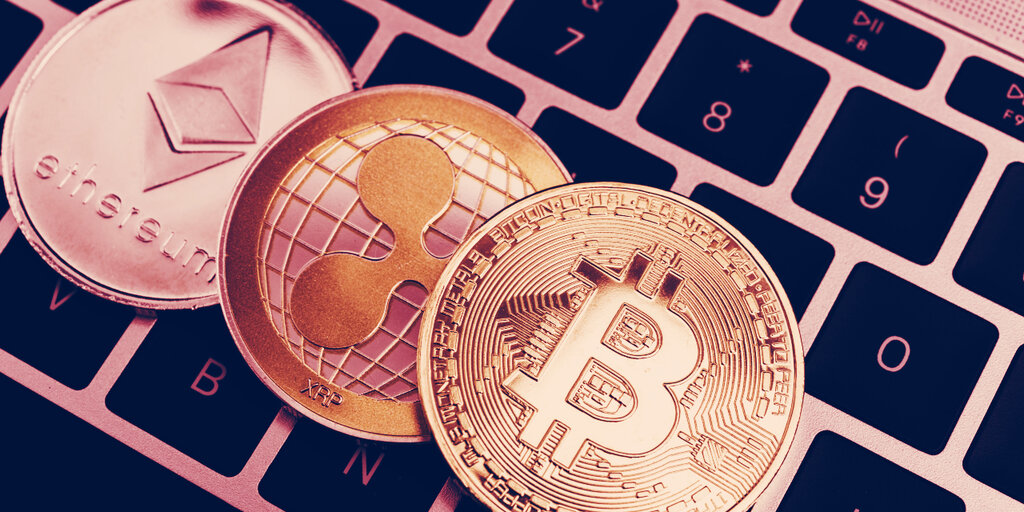 Ethereum, XRP Prices Spike as Bitcoin Makes History