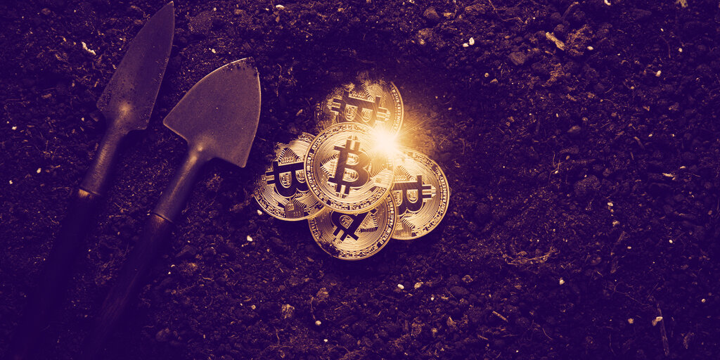 Bitcoin Miners Earn $353 Million in One Month