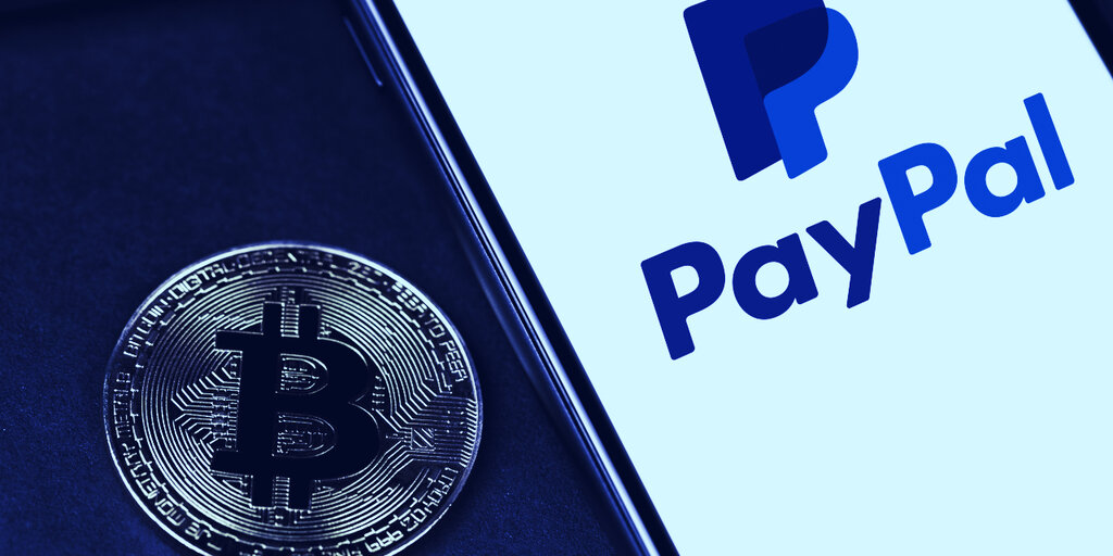 PayPal Hits $240 Million in Crypto Trading As Markets Recover