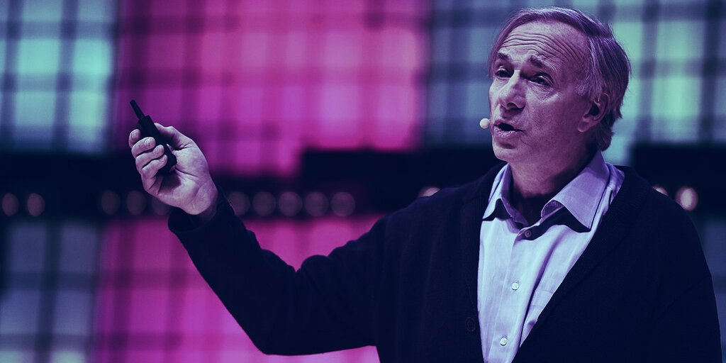 Bitcoin Skeptic Dalio Reduces Role at Hedge Fund Bridgewater After Tough Year