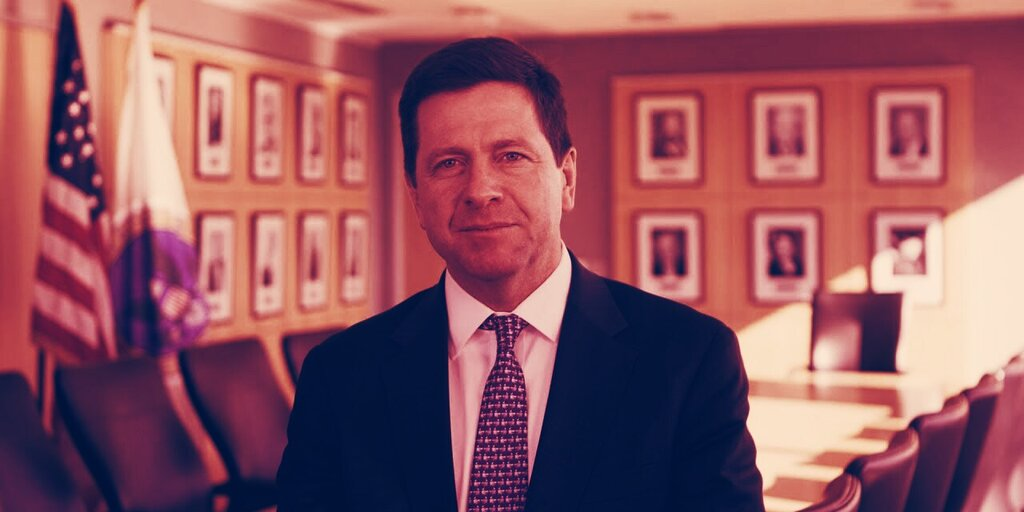 SEC Chairman Jay Clayton Resigns