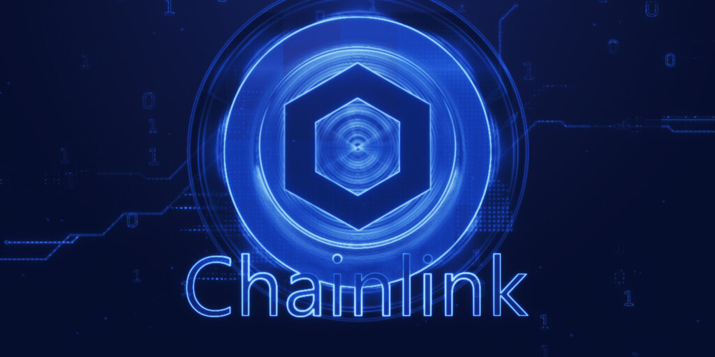 29 Projects Integrated With Chainlink Last Month - Decrypt