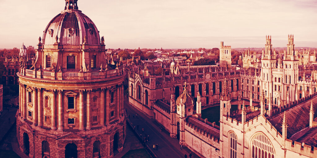 Oxford, Cambridge Students Compete to Make Money on Crypto Markets