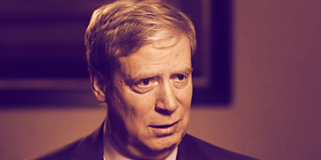 Billionaire Investor Stanley Druckenmiller: Bitcoin Better Bet than Gold