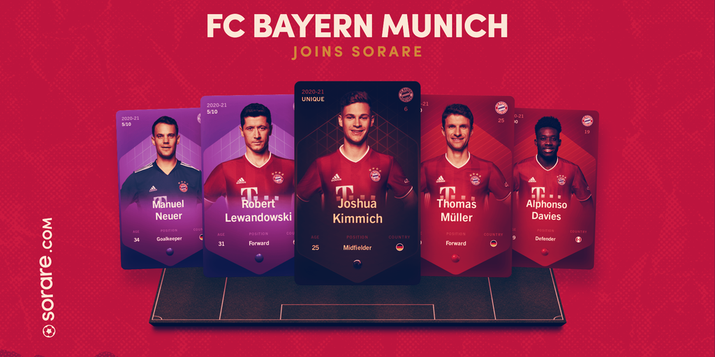 This Year's Champions League Winners Are Now Tokens on Ethereum